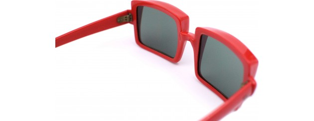 Vintage red sunglasses