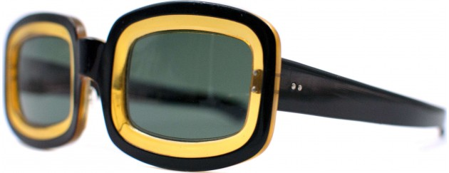 Винтажные сумасшедшие солнцезащитные очки